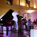 Carles Benavent Quartet en el Abierto de Málagajazz 2019.