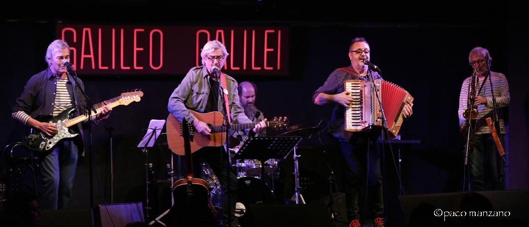 Suburbano presenta «Huellas» en la sala Galileo. Madrid
