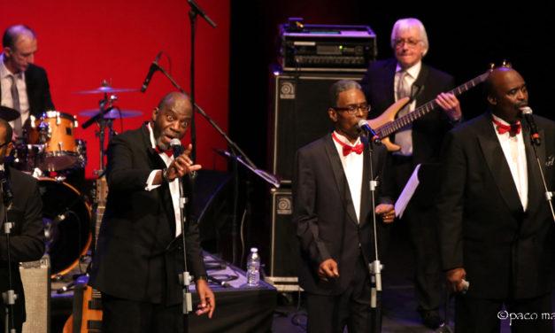 The Golden Gate Quartet cierran el 25 Festival Grandes del Gospel de Madrid.
