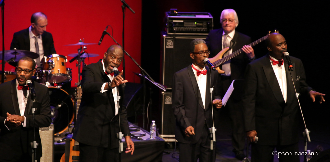 The Golden Gate Quartet cierran el 25 Festival Grandes del Gospel de Madrid.