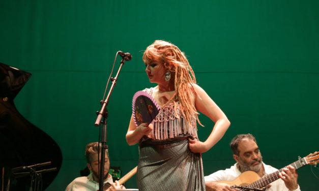 Antonio Lizana, Naike Ponce & Paquete, abren Flamencos y mestizos en la sala Berlanga de Madrid.