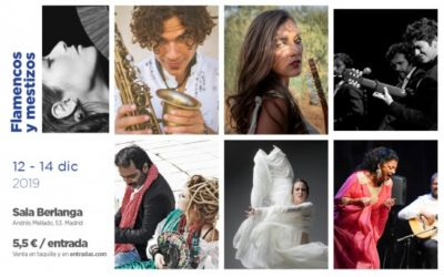 'Flamencos y mestizos' vuelve a la Sala Berlanga del 12 al 14 de diciembre