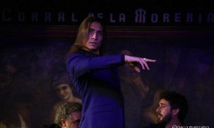 Vanesa Coloma, Alfonso Losa, El Yiyo, empiezan el 2020 en el Corral de la Moreria.