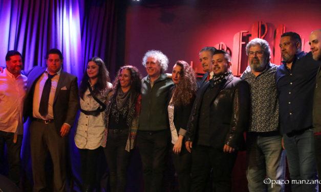 Jhony Bizarraga, gana el I Concurso nacional de cante Flamenco Zamara Music