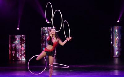 Kelly Joo.   13 FESTIVAL INTERNACIONAL DE CIRCO DE ALBACETE 2020