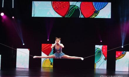 AMELIE BILYK.   13 FESTIVAL INTERNACIONAL DE CIRCO DE ALBACETE 2020