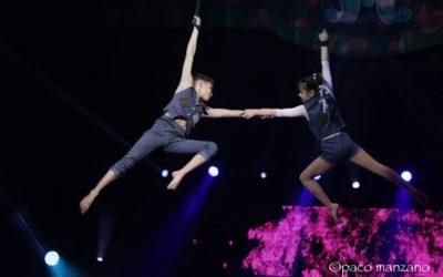 Serhii & Mylana.   13 FESTIVAL INTERNACIONAL DE CIRCO DE ALBACETE 2020