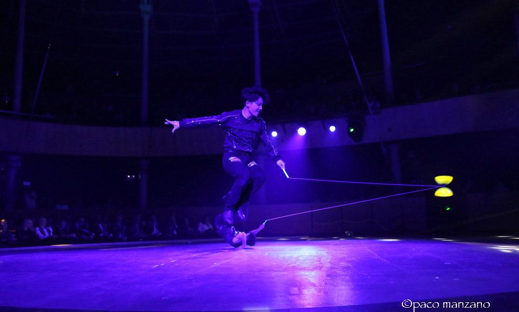 Ji Xian.  13 FESTIVAL INTERNACIONAL DE CIRCO DE ALBACETE