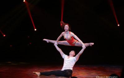 Alex & Liza.   13 FESTIVAL INTERNACIONAL DE CIRCO DE ALBACETE 2020