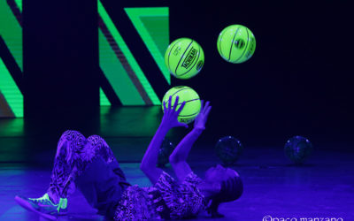 Michael Evolution.   13 FESTIVAL INTERNACIONAL DE CIRCO DE ALBACETE 2020
