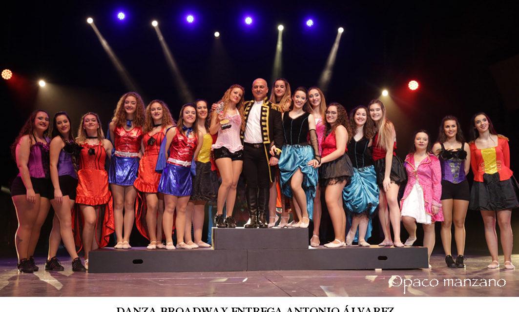 DANZA BRODWAY.   13 FESTIVAL INTERNACIONAL DE CIRCO DE ALBACETE 2020