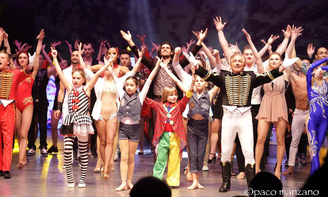13 FESTIVAL INTERNACIONAL DE CIRCO DE ALBACETE. GALA SANCHO PANZA