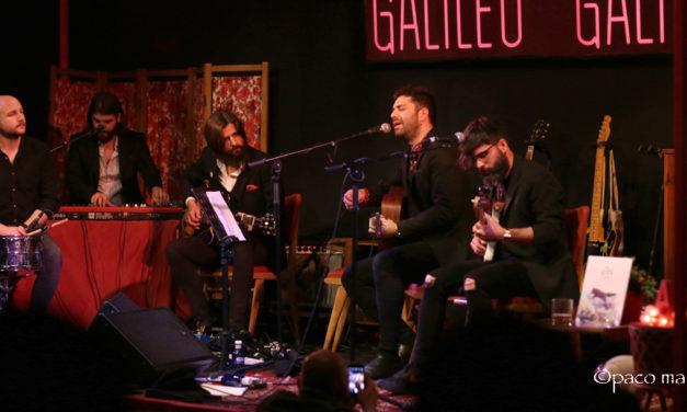 Lleno absoluto de Viva Suecia en la sala Galileo de Madrid.