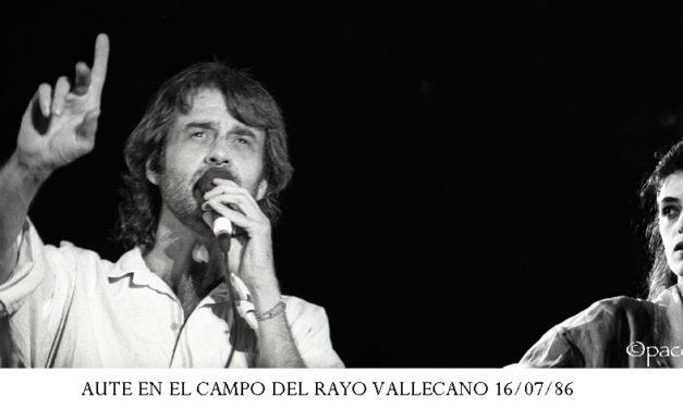 Aute, Sexo, obituarios y canción de autor.  José Manuel Gómez Gufi