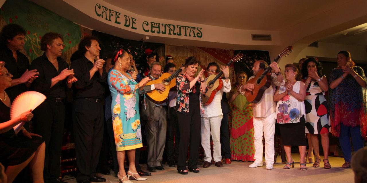 El Tablao Café de Chinitas de Madrid, cumple 50 años y parece ser que no reabrirá.