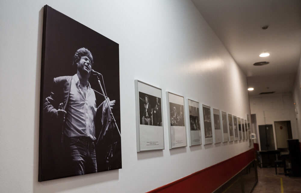 Inauguración exposición fotográfica 'Morente Siempre' en Amor de Dios – Suma Flamenca