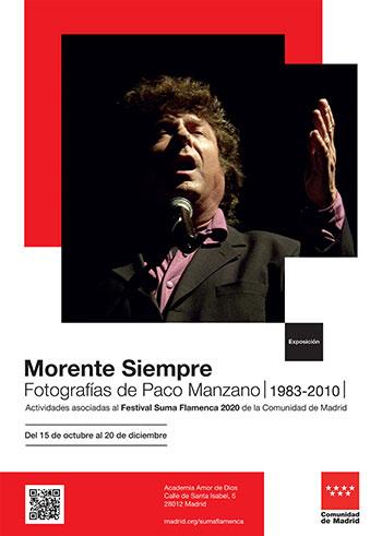 Exposición Morente Siempre - Suma Flamenca
