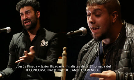"«II CONCURSO NACIONAL DE CANTE FLAMENCO"" EN LA SALA BERLANGA. MADRID"